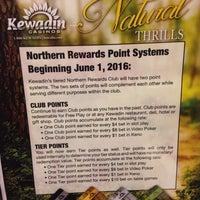 Photo taken at Kewadin Casino by Savannah R. on 8/28/2016