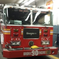 Photo taken at FDNY Engine 94/Ladder 48 by Joseph P. on 8/11/2013