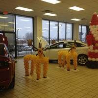 Photo taken at Lebanon Ford by Charlie C. on 12/29/2012