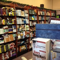 Photo taken at Showers of Blessing Christian Book Store by Raul F. on 12/16/2013