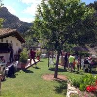 Photo taken at Pont-Nou Bar Terraza by Richar C. on 5/23/2015