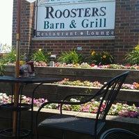 Photo taken at Rooster's Barn & Grill by Joellen N. on 6/23/2013