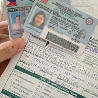Photo taken at LTO Driver's License Renewal Center by Malu F. on 4/15/2014