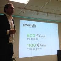 Photo prise au Green Space - Résidence d'entrepreneurs par Amaury d. le12/11/2012