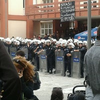 Photo taken at DTCF Orta Bahçe by Gencay K. on 11/2/2012