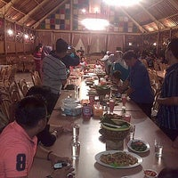 Photo taken at RM. Saung Desa by sherly s. on 4/12/2015