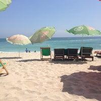 Photo taken at Playa El Silencio by Paco Y. on 3/23/2013