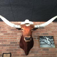 Photo taken at Texas Longhorn by Christina J. on 8/6/2013