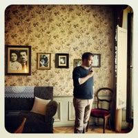 Photo taken at Einstein-Haus by Gul Y. on 4/17/2013