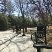 Photo taken at Capital Crescent Trail - Bethesda by Steph R. on 4/3/2013