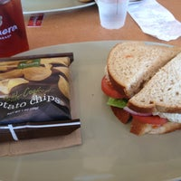 Photo taken at Panera Bread by Viktoria M. on 4/12/2013