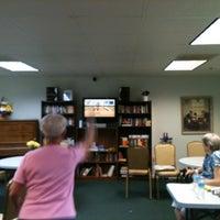 Photo taken at Heritage Oaks Community Center by Viktoria M. on 10/9/2012