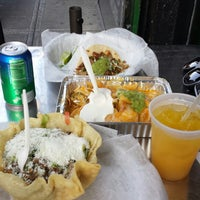 Photo taken at Pinche Taqueria by Sage Y. on 9/21/2013