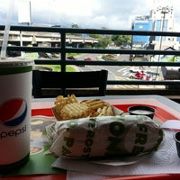 Photo taken at Quiznos Sub by Tonny C. on 6/30/2013