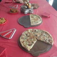 Photo taken at Telepizza HQ by Macarena M. on 12/22/2015