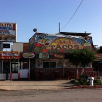 Photo taken at Chabelita Tacos by LT X. on 5/12/2013