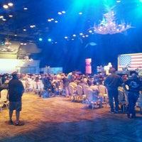 Photo taken at Veil Pavilion by Dennis H. on 6/21/2014