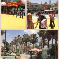 Photo taken at Dream Park by Sherif A. on 6/22/2013