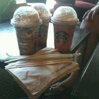 Photo taken at Starbucks Coffee by Sue S. on 2/16/2013