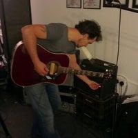 Photo taken at Jim Farey Music Studio by Jim F. on 9/27/2012