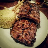 Photo taken at Tony Roma's Ribs, Seafood, & Steaks by David H. on 1/27/2013