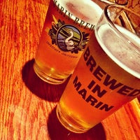 Photo taken at Marin Brewing Company by The Beer Wench on 11/24/2012