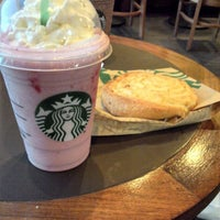 Photo taken at Starbucks by Mai M. on 1/26/2013