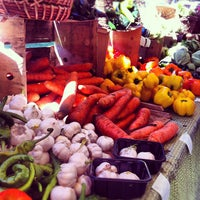 Photo taken at Orlando Farmer's Market by Laura H. on 9/23/2012