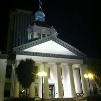 Photo taken at Florida State Capitol by Deanna R. on 1/1/2013