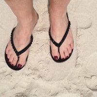 Photo taken at Windmark Beach by Deanna R. on 3/30/2013