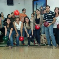 Photo taken at Strike Bowling Center by jose luis m. on 9/28/2012