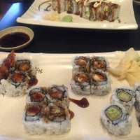 Photo taken at Mizu Sushi by Bre B. on 6/27/2015