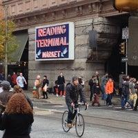 Photo taken at Reading Terminal Market by Joshua L. on 11/10/2012