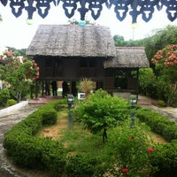 Photo taken at P. Ramlee's House by i am h. on 12/31/2012