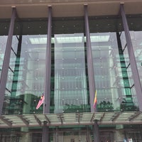Photo taken at Bank Negara Malaysia by ShafiqHamann on 11/22/2016
