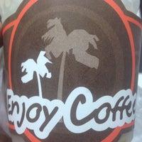 Photo taken at Enjoy coffee by Anton Z. on 10/8/2014