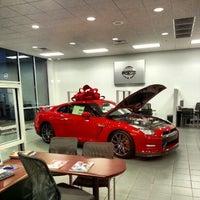 Photo taken at McLarty Nissan Little Rock by Juan A. on 1/20/2013