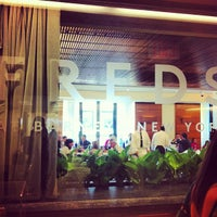 Photo taken at Freds at Barneys New York by Visual T. on 4/22/2013