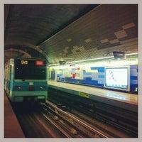 Photo taken at Metro Pudahuel by Jaime H. on 12/18/2012