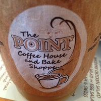 Photo taken at The Point Coffee & Bake Shop by Michael T. on 5/18/2013