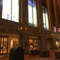 Photo taken at Trump Building by Maxym N. on 11/14/2016
