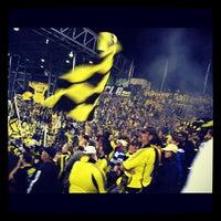 Photo taken at MAPFRE Stadium by S.W.A.G.G. Revolution Apparel M. on 10/1/2012