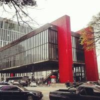 Photo taken at São Paulo Museum of Art by Edu R. on 10/19/2012