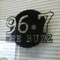 Photo taken at 96.7 The Buzz by Izzy Rotten on 10/24/2012