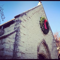 Photo taken at St. Joan of Arc Chapel by Father M. on 11/29/2012