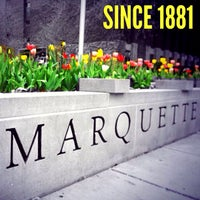 Photo taken at Marquette University by Father M. on 5/17/2013