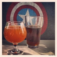 Photo taken at Golden City Brewery by Mayor H. on 6/17/2013