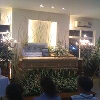 Photo taken at La Funeraria Paz by Ann O. on 11/23/2012
