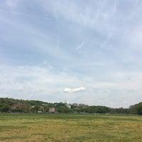 Photo taken at Van Cortlandt Park Golf Course by Alex P. on 5/14/2016