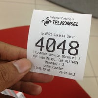 Photo taken at GraPARI Telkomsel by ridho g. on 1/26/2013